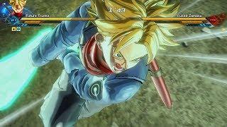 Dragon Ball Xenoverse 2 | Future Trunks (Sword of Hope) vs. Fused Zamasu