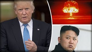TRUMP JUST SENT KIM JONG-UN A MESSAGE WITH MASSIVE NUCLEAR BOMB-DROPPING DRILL IN HIS FRONT YARD