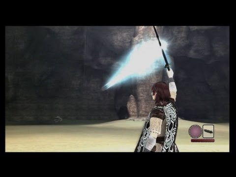 Shadow Of The Colossus - Riding Aimlessly - Part 2