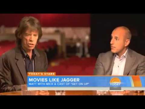 'A Very Hard year': Mick Jagger on Death of L'Wren Scott