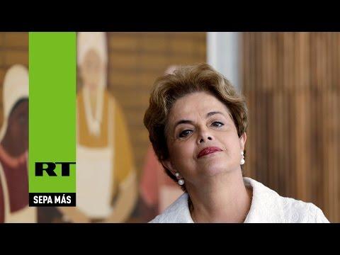 Brasil vive una semana de conmoción por la suspensión de Dilma Rousseff