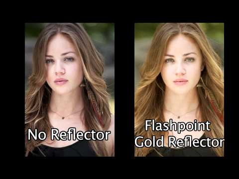 Using a Reflector for Portraits: Ep 110: You Keep Shooting: Adorama Photography TV Music Videos