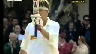 Nick Knight 113 vs Pakistan 2nd ODI 1996