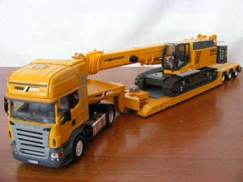 DIECAST COLLECTION  MODELS 1/50 Music Videos