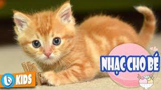 Con Mèo Con Chuột ♫ Nhạc Thiếu Nhi Vui Nhộn Hay Nhất