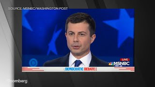 Mayor Buttigieg Says His Experience Is Not 'Traditional and Establishment'