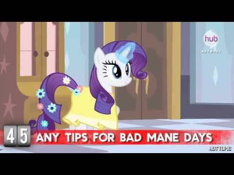 Hot Minute: My Little Pony's Rarity