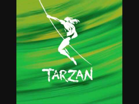 Phil Collins - Tarzan - 7. Two Worlds (Phil Version)