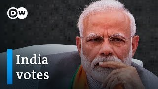 India election 2019: Could high unemployment be Modi's undoing? | DW News