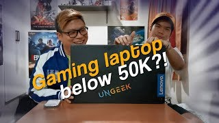 One of the Cheapest Gaming Laptops in the Market! | Lenovo L340 Unboxing