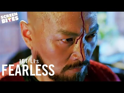 Jet Li's Fearless - Sword Fight Scene Official Hd Video video