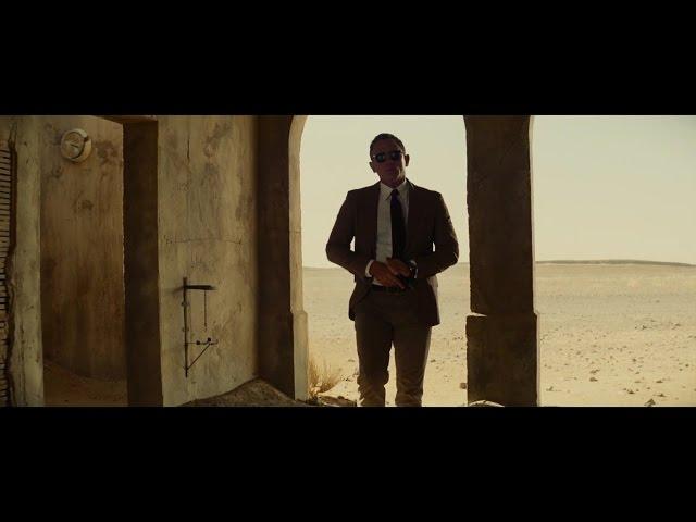 007 스펙터 - 3차 공식 예고편 (한글자막)