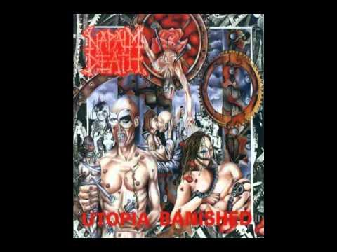Napalm Death - Juidicial Slime