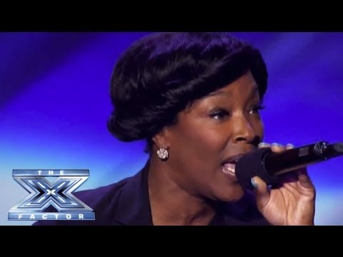 Denise Weeks - Subway Singer turned Superstar! - THE X FACTOR USA 2013 klip izle