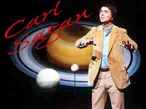 Carl Edward Sagan about Humans