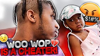 I TOLD WOO WOP NEW GIRL ABOUT HIM & KENNEDY... (she broke up with him)