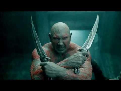 Batista In Guardians Of The Galaxy