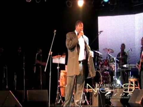 Big Ron Sings James Brown's this Is A Man's World At Tallahassee Nights Live video