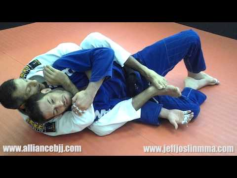 Alliance BJJ Training Camp - Master Romero 