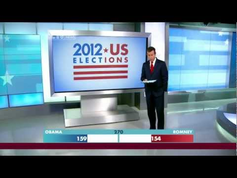 US Election Night Broadcast 9 pm EST November 6 - [Part 1/3]