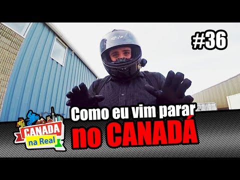 Como eu vim parar no CANADA   CANADA NA REAL