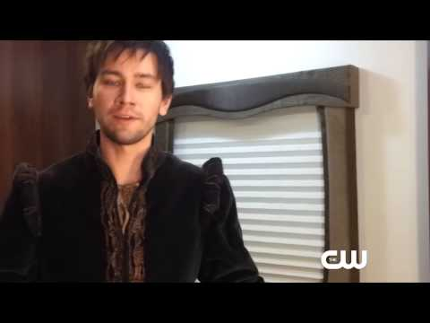The CW's Reign | Happy Thanksgiving from Adelaide Kane and Torrance Coombs
