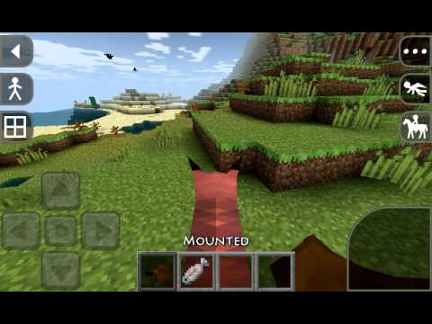 Survivalcraft Minecraft style~ultranety part 1 E3