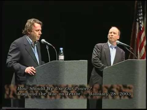 Christopher Hitchens vs Mark Danner - Iraq and the War on Terror