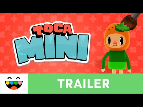 Toca Mini, Creative Game for Kids, Toca Apps