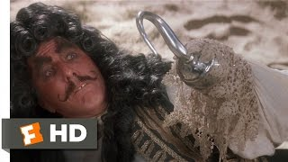Hook (8/8) Movie CLIP - The End of Hook (1991) HD