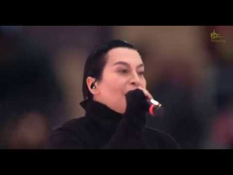 Наргиз Закирова - Вдвоем. Концерт ко Дню народного единства в Лужниках Россия объединяет.