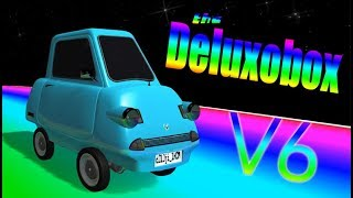 Biggest Possible Engine in a Peel P50 | Automation / BeamNG