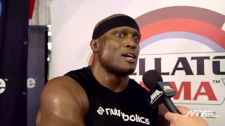Bellator 138: Bobby Lashley Calls Himself 'Bo Jackson' of Fighting