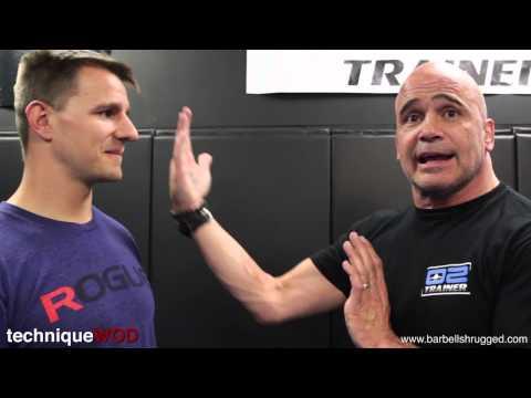 How To Win a Bar Fight w/ Bas Rutten (Former UFC Champion) - Technique WOD #1