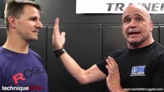 How To Win a Bar Fight w/ Bas Rutten (Former UFC Champion) - Technique WOD