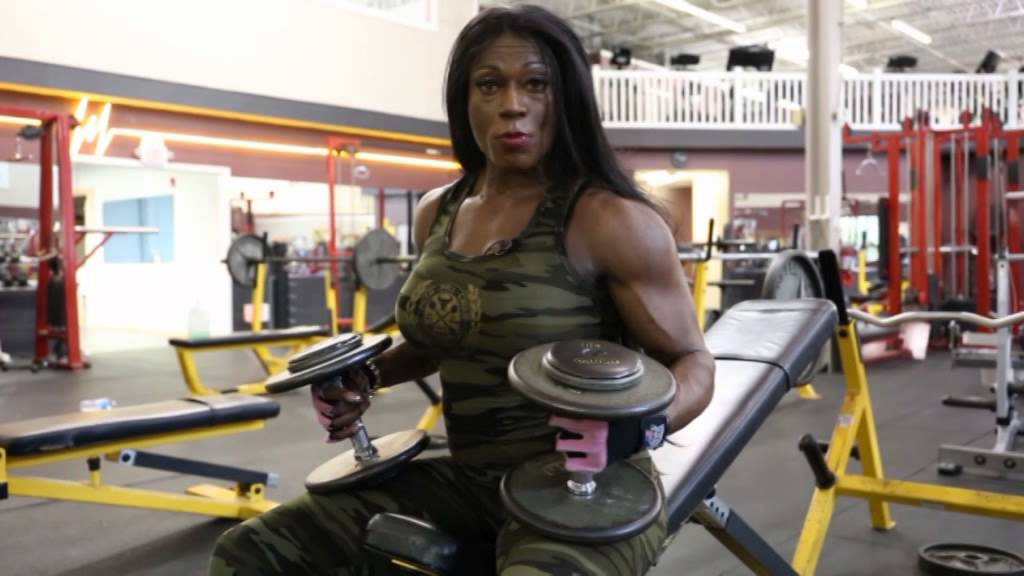 IFBB Pro Tracy Hess- Workout Tip of the Week: Chest - YouTube