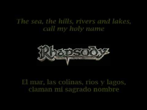 Rhapsody - Warrior of Ice