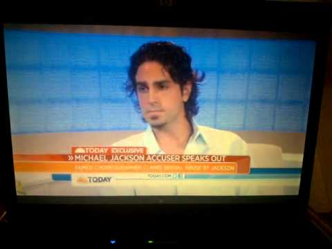 Wade Robson - My Body Language Analysis. Part Two. The Today Show. Michael Jackson. CJB