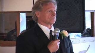 Poignant Toast by the Father of the Bride at his Daughter's Wedding Reception
