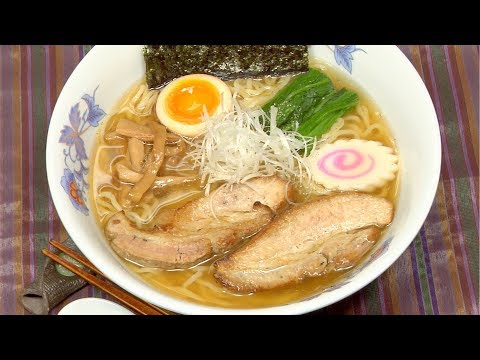 How to Make Yakibuta Ramen