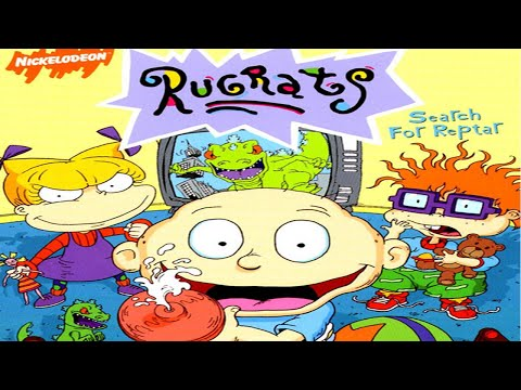 Rugrats: Search For Reptar Walkthrough - Part 11 18: Visitors From Outer Space video