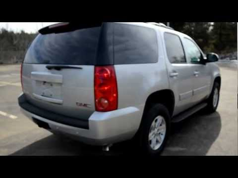 2013 GMC Yukon SLT Full Walkaround