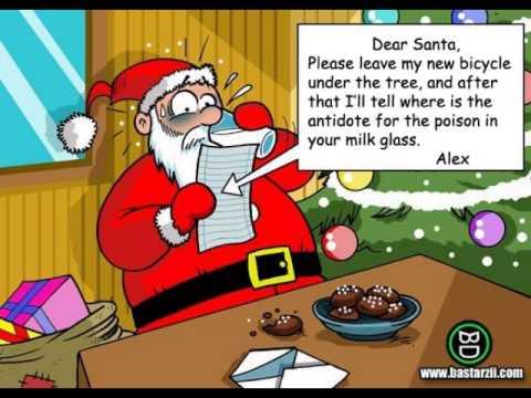 LITTLE JOHNNY - Santa Blackmail [Bajan Christmas Tune]