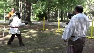 Rapier List - Oolf vs. Galif 1/2 - Adrian Empire - Imperial Crown War Northeast 2010