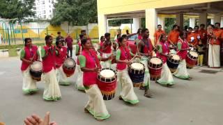 Awsome Malwali Women Drum players