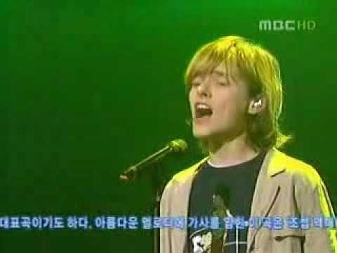 Joseph McManners - Promotional Tour of Seoul 2 - In Dreams and Psalm 23.avi