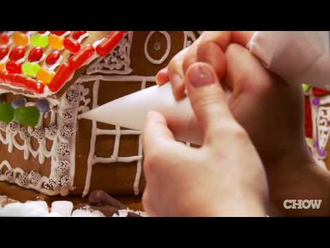 A Gingerbread Home for the Holidays - CHOW.com