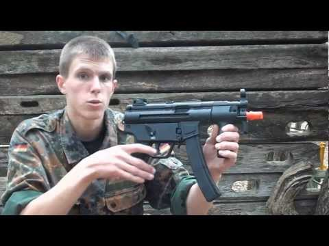 WELL G55 Gas BlowBack Airsoft Gun Review