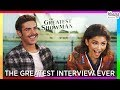 Lagu The Greatest Interview Ever! (Hugh Jackman, Zac Efron, Zendaya, Keala Settle) | The Greatest Showman