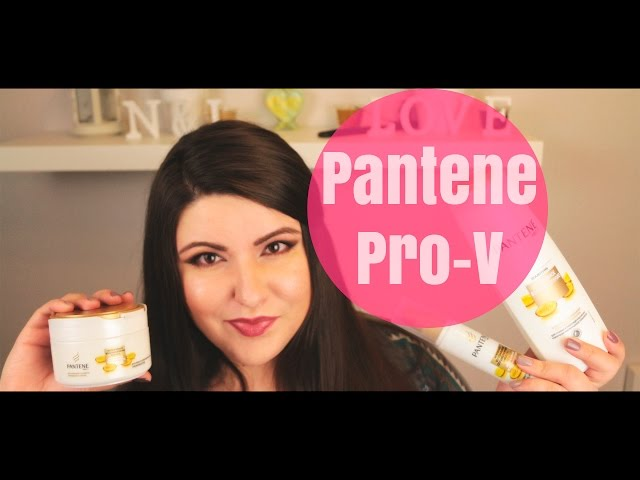 Мой уход за волосами от Pantene Pro-V | Восстанавливаем волосы, избавляемся от секущихся кончиков!